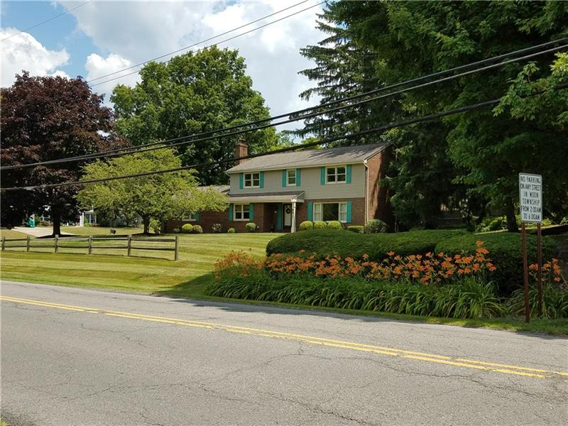 891 Old Thorn Run Rd, Moon-Crescent Twp