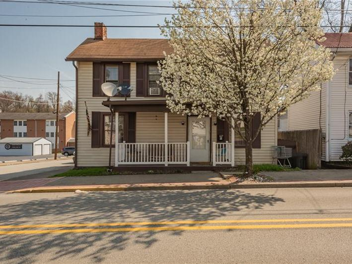 417 N Pittsburgh St, Connellsville