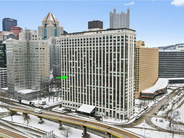 320 Fort Duquesne Blvd, 9J, Downtown Pittsburgh