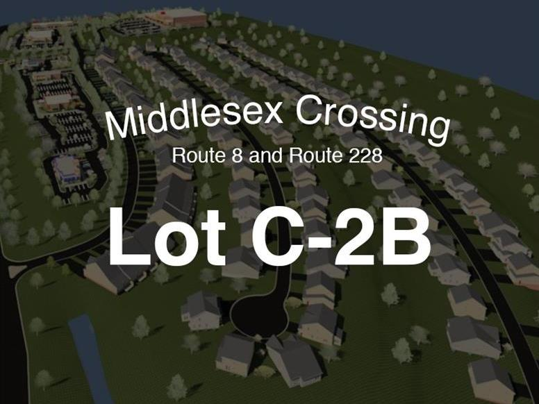 Lot C-2B Route 8 & Route 228, Middlesex Twp